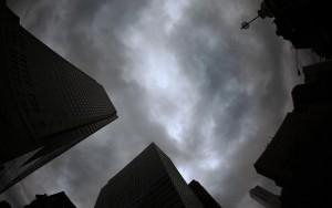 """Mal temporal en la costa este de Estados Unidos por paso del Huracán """"Sandy"""""""